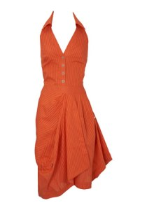 drawstringorangedress